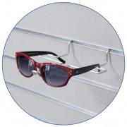 Крючок на ЭП под очки. хроматированный (похож на оцинковку)