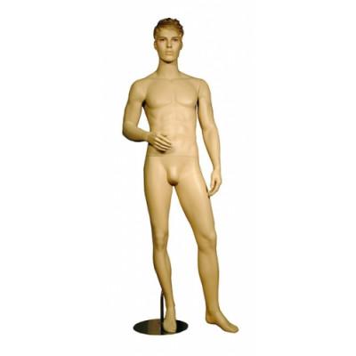 Манекен-кукла стеклопластик мужской в ассортименте, под заказ