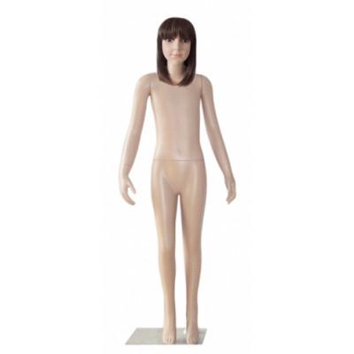 Манекен-кукла пластик детский