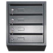 Ящик металлический почтовый  КП - 4
