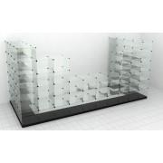 Кубы (стеклянные витрины) (10)